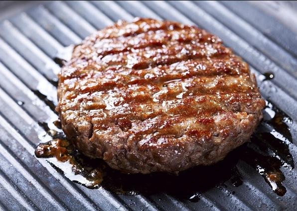 receita hamburguer com bacon